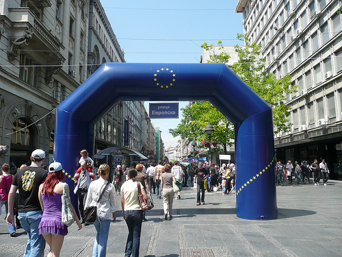 A gateway to Europe, hoops to jump through (Limbic via Flickr)