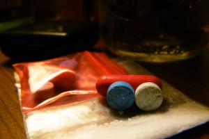 Ecstasy pills (via Flickr Creative Commons)