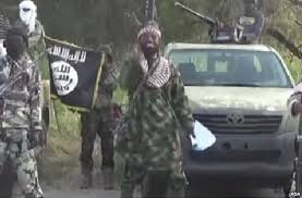 Boko Haram's leader, Abubakar Shekau. Via Google Images Creative Commons.