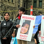 Ottawa Vigil For Missing and Murdered Aboriginal Women in Canada (Photo courtesy of Obert Madondo from Flickr Creative Commons)