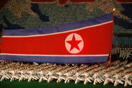 North Korea — Pyongyang, Arirang (Mass Games) by (stephan)