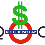 """Gender Wage Gap Warning"" photo by Mike Licht via Flickr Creative Commons. See the photo in context at: notionscapital.wordpress.com/2014/10/09/mind-the-gap/"