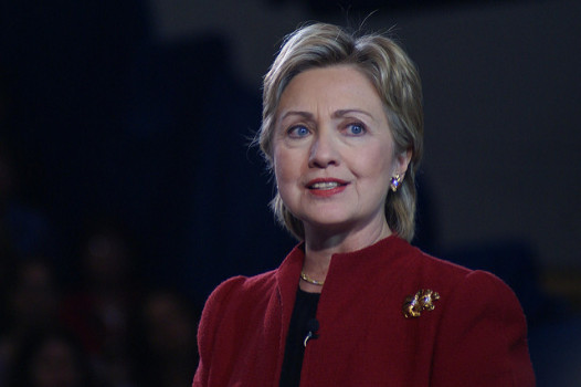 Presidential hopeful Hillary Clinton. Photo credit to Flickr.