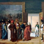 The_Persian_Envoy_Mirza_Mohammed_Reza_Qazvini_Finkenstein_Castle_27_Avril_1807_by_Francois_Mulard