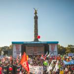 Stop TTIP demonstration in Berlin. https://flic.kr/p/zrkWAb
