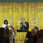 "Secretary-General Addresses ""Earth To Paris"" Summit in Paris                                                                          UN Photo/Eskinder Debebe, 07 December 2015,  Paris, France"