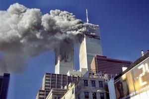 The 9/11 attacks in New York. Credits: https://flic.kr/p/ajcZYg