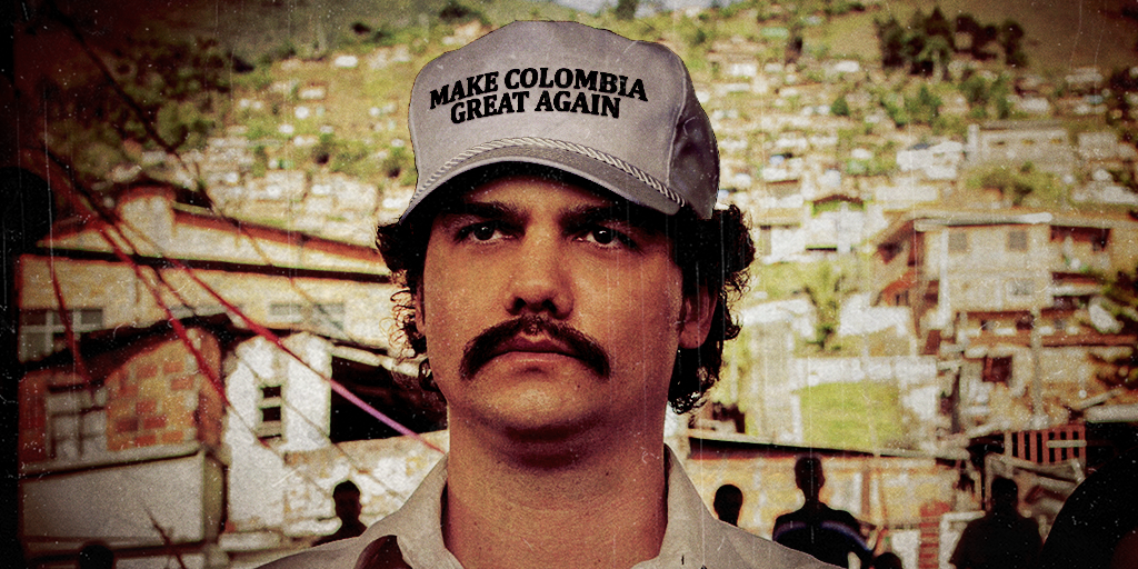 Make Colombia Great Again http://bit.ly/2dDR6ZV