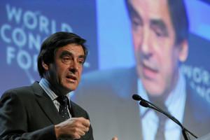 François Fillon at the World Economic Forum in 2008. Source: http://bit.ly/2gxrrOt
