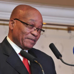 South African President Jacob Zuma under the spotlight for allegations of corruption and cronysim.