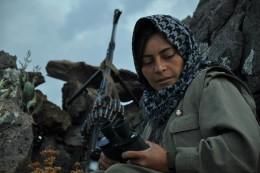 Kurdish PKK Guerilla by Kurdishstruggle https://flic.kr/p/jPtn2z