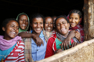 The U.K's Department of International Development has increased funding for girls' education initiatives, including the Finote Hiwot program in Ethiopia. https://flic.kr/p/o8bEga
