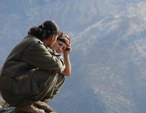Kurdish PKK Guerilla by Kurdishstruggle https://flic.kr/p/rojg7p