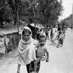 Rohingya girl in Teknaf, Bangladesh  https://flic.kr/p/4WzEb5