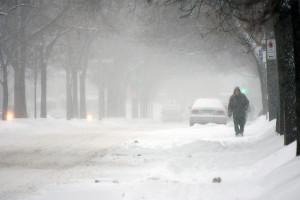Canadian winters can be dangerous. https://flic.kr/p/S5htWv