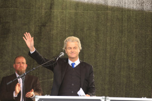 Geert Wilders at a speaking event in the Netherlands. https://flic.kr/p/rc7sHf