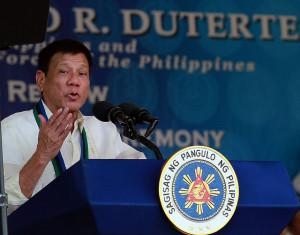 The president, Rodrigo Duterte, attempts to keep his election promises despite citizens' backlash. https://flic.kr/p/EB5iSv