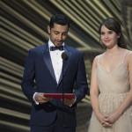 Riz Ahmed & Felicity Jones at the 89th Oscar Academy Awards Ceremony by Disney | ABC Television Group https://flic.kr/p/SqVDBE