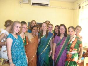 NSLIY Hindi students with their teacher https://flic.kr/p/eRAWBF