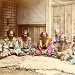 A group of Ainu. http://bit.ly/2ntIEN4