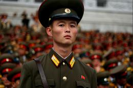 North Korean Soldier https://flic.kr/p/5EtpDn